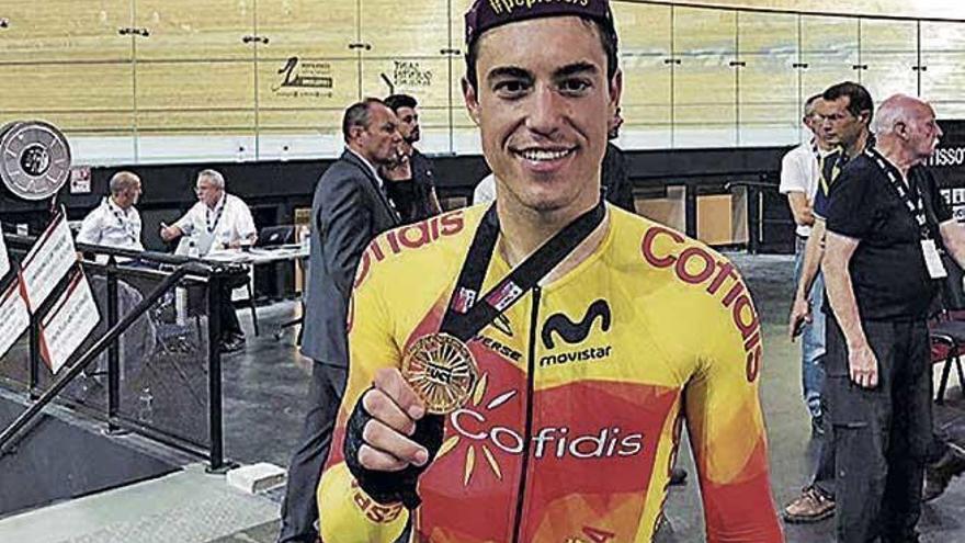 Albert Torres figura en la lista de Movistar para el Giro de Italia