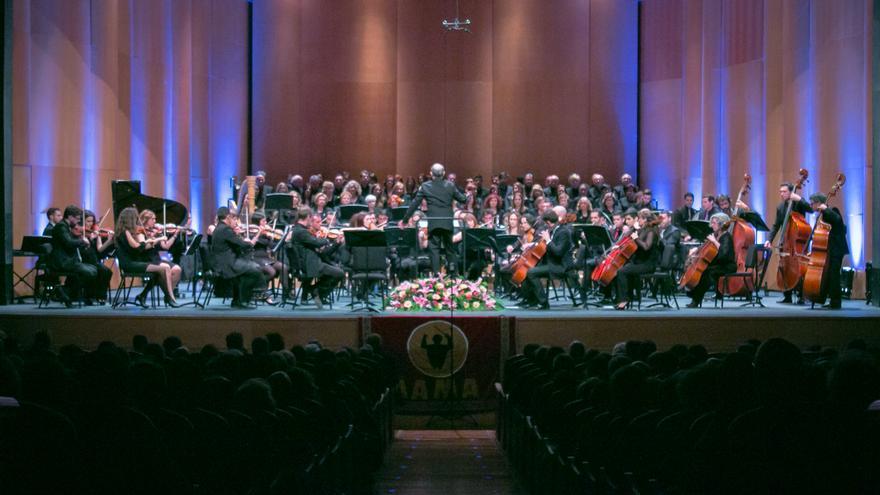 """""""Tres tenores en concierto"""" abre la programación de Amigos de la Música de Alcoy"""