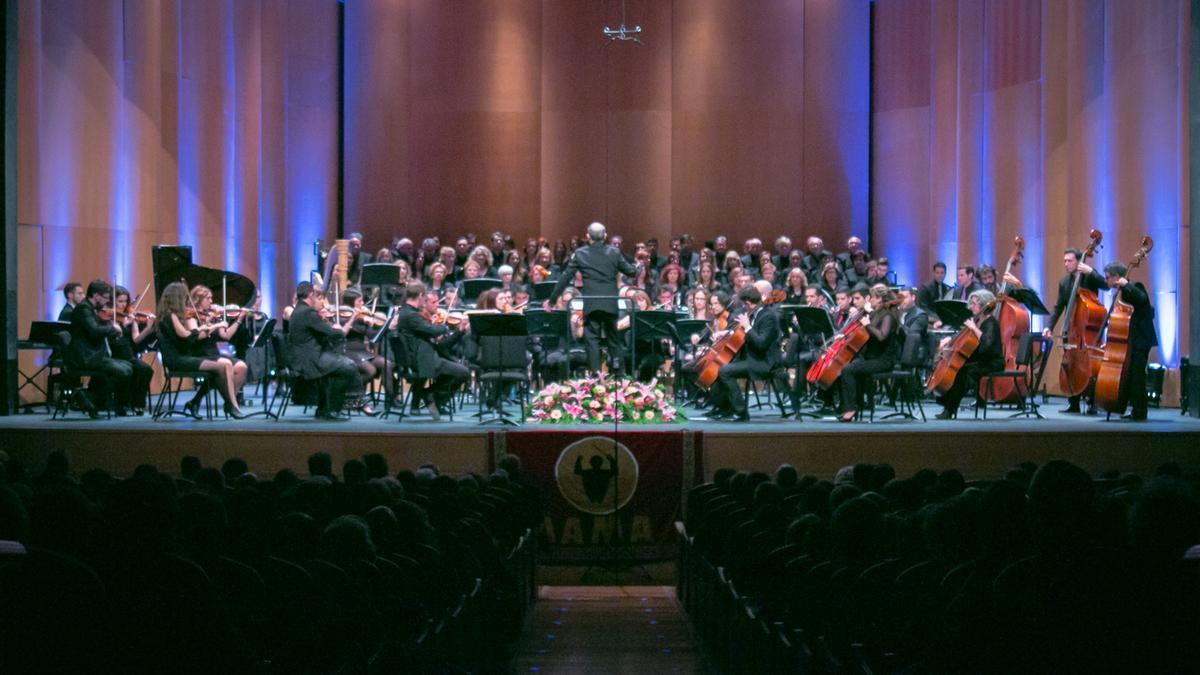 Amigos de la Música vuelve a llenar de contenidos el Teatro Calderón