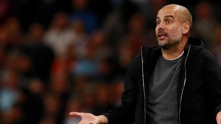 Guardiola dedica la victòria del City a Sànchez i Cuixart: «Tant de bo surtin ràpid»