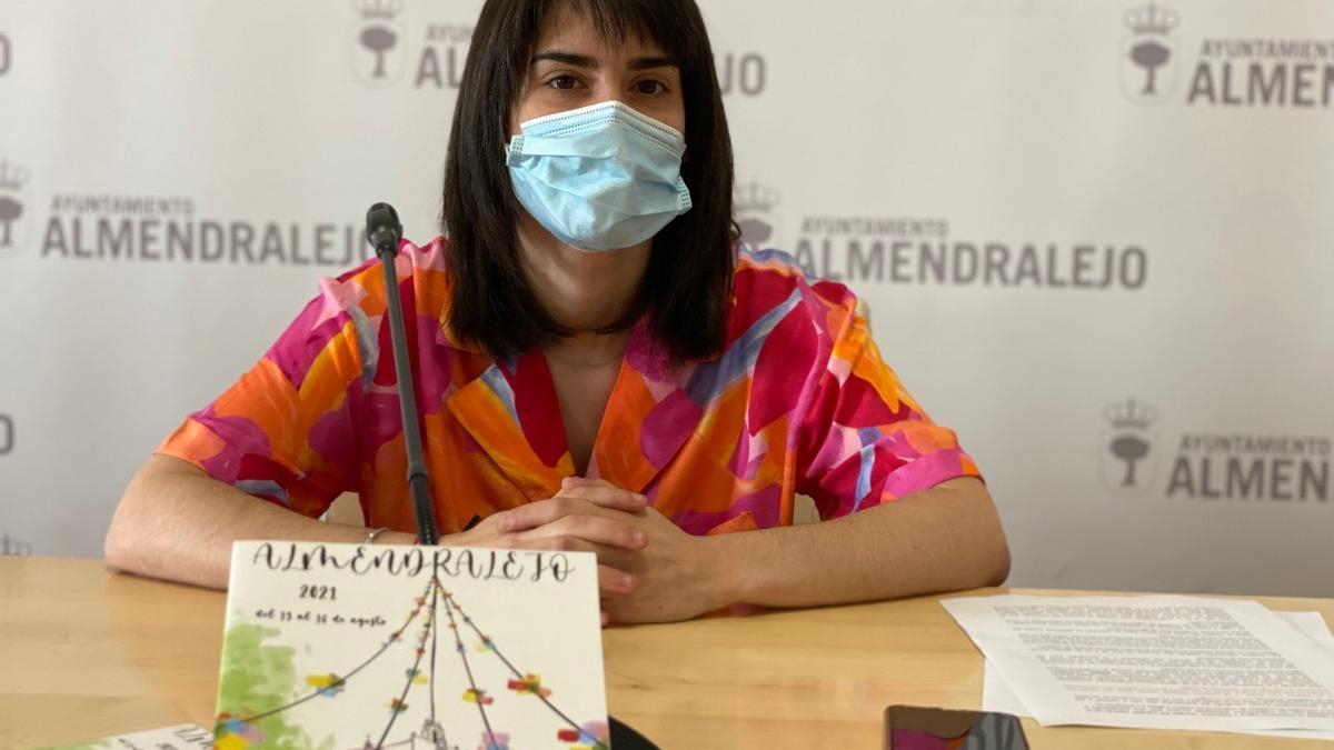 La concejala Tamara Rodríguez