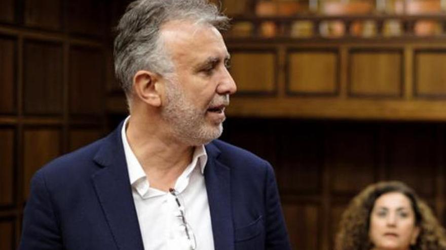 """Torres solicita a los partidos coherencia """"con lo dicho en la campaña"""""""