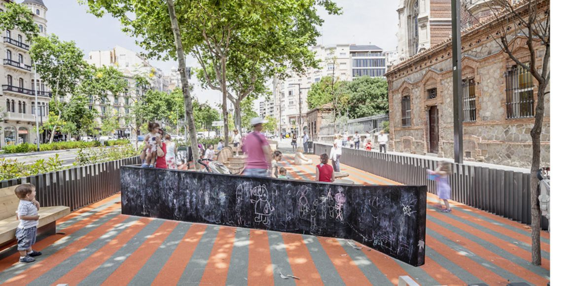 Así es el proyecto del Gran Corredor Verde València Sur
