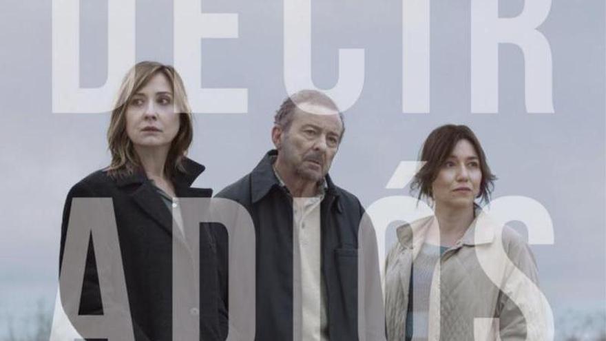 La filmoteca proyecta hoy tres sesiones de 'No sé decir adiós'
