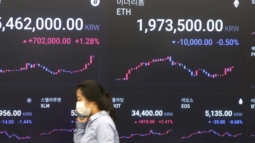 El bitcoin marca un nuevo máximo histórico, por encima de los 51.000 dólares