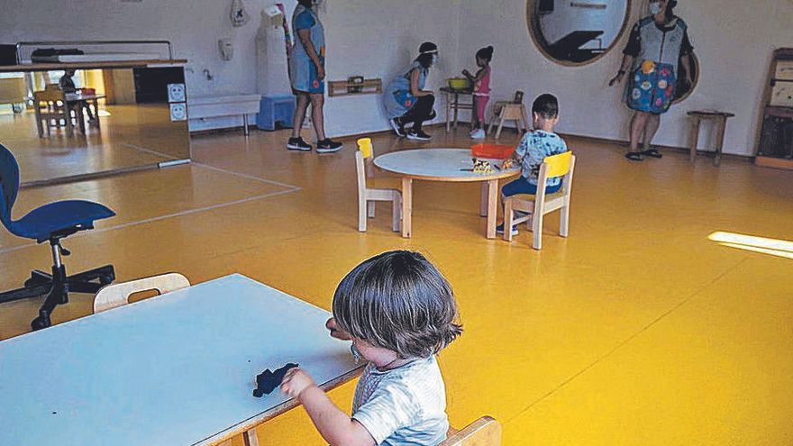 El Govern creará 1.749 plazas públicas para niños de 0 a 3 años hasta 2024