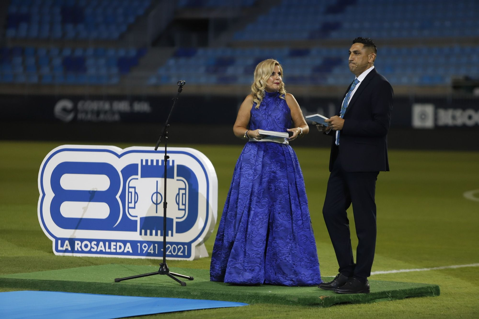 La Rosaleda se viste de gala para celebrar su 80 cumpleaños