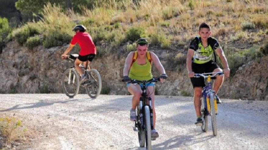 Ruta cicloturística: Banyeres de Mariola - Biar