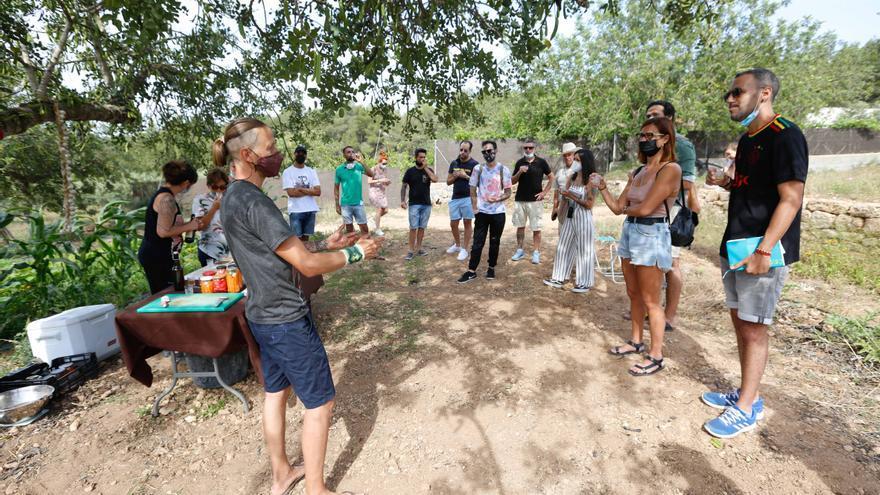 Un taller en Ibiza para entender los beneficios de los probióticos