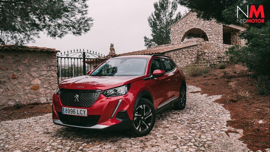 Vídeo: Probamos a fondo el nuevo Peugeot 2008