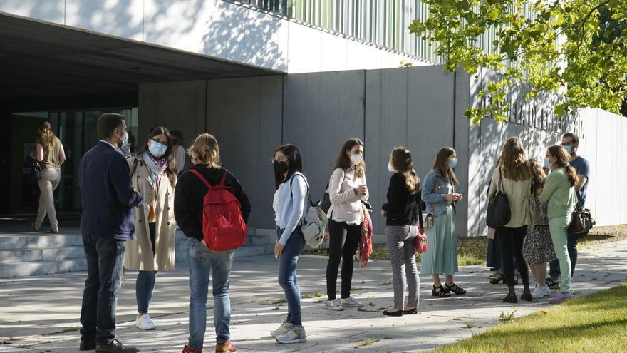 La Escuela de Enfermería de Zamora, sede de oposiciones este domingo para 49 plazas en Hematología y Nefrología