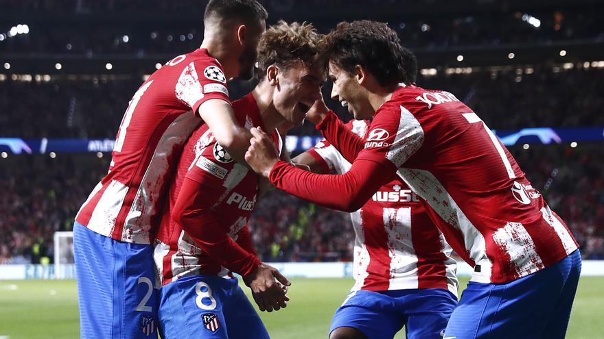 Atlético de Madrid - Liverpool, en directo