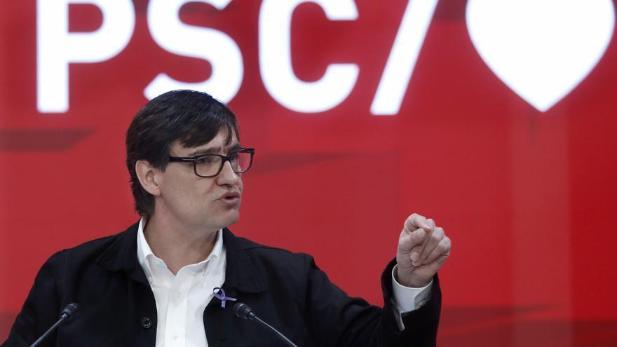"""Illa cree que el PSC debería haber condenado """"con más contundencia la deriva independentista"""""""