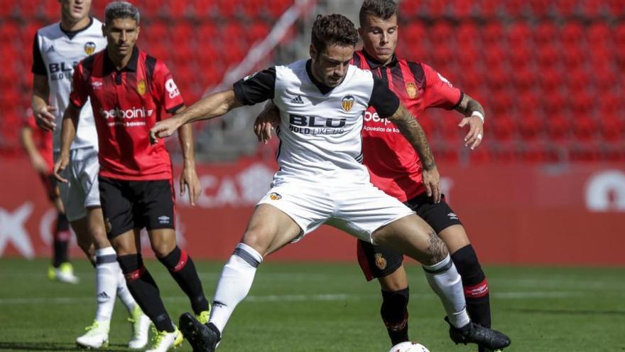 El Mestalla vuelve a dejar escapar un punto en la recta final del encuentro