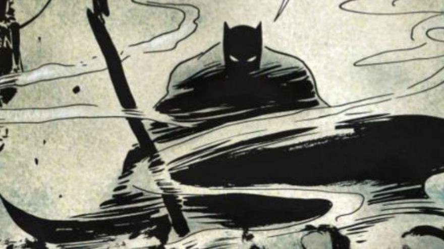 El clàssic còmic 'Batman: Año Uno' de Frank Miller compleix 30 anys