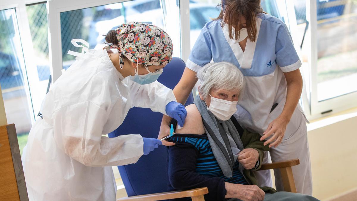 Nuevos casos, muertes y hospitalizaciones en la Comunitat Valenciana
