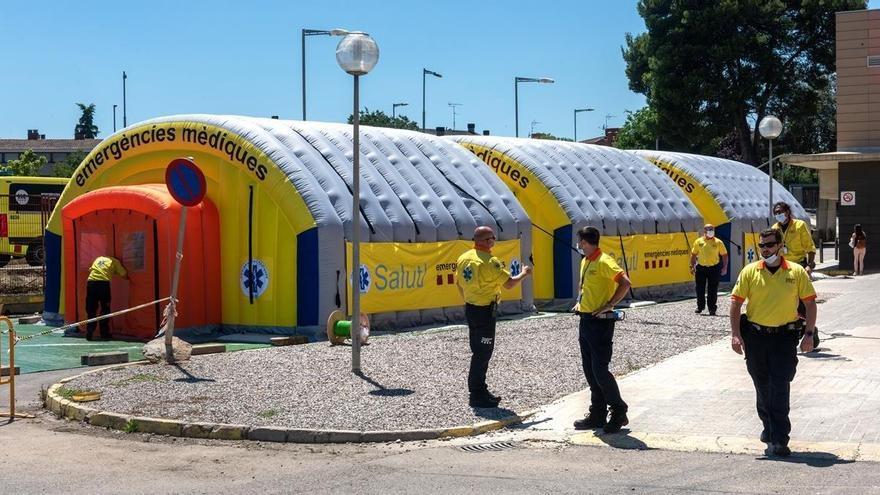 Cataluña decreta el confinamiento de Lérida y su comarca por los rebrotes