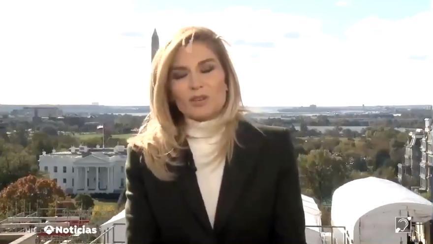 La emotiva despedida de Sandra Golpe a un compañero de Antena 3 fallecido