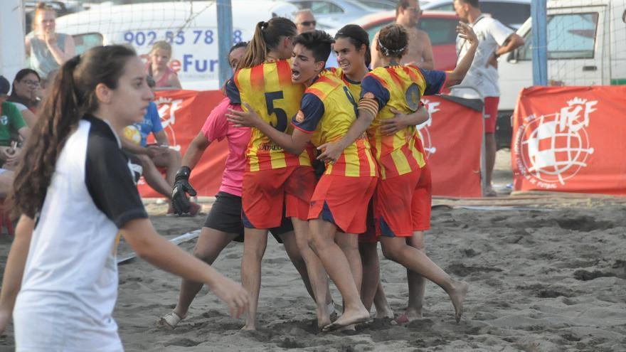 La igualadina Mariona García participa en l'estatal sub-19 amb la selecció catalana