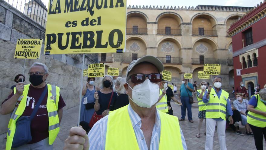 """Protesta en Córdoba por los """"incumplimientos del Gobierno sobre las inmatriculaciones"""""""