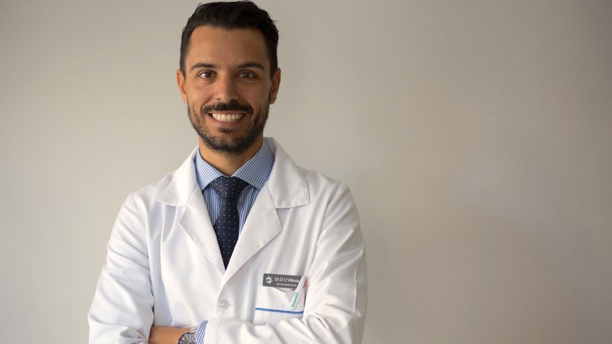 Vigo cuenta con el mejor oftalmólogo de España, según los Doctoralia Awards
