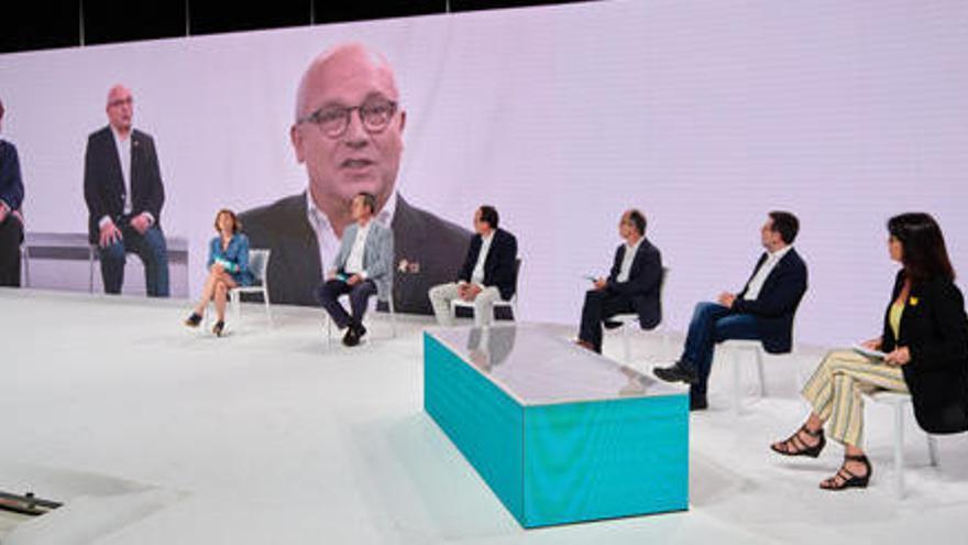 El diputat de JxCat Lluís Puig demana la delegació del vot pel ple d'investidura