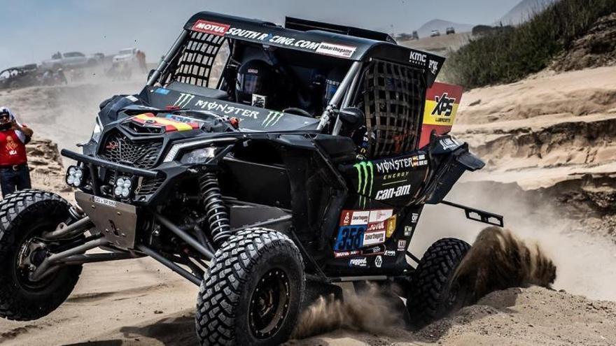 El Dakar es trasllada a l'Aràbia Saudita