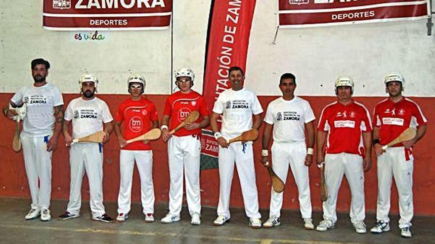 """Imagen de la última jornada del Campeonato Regional de Herramienta """"Diputación de Zamora""""."""