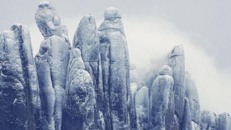 Màgia entre neu i boira»