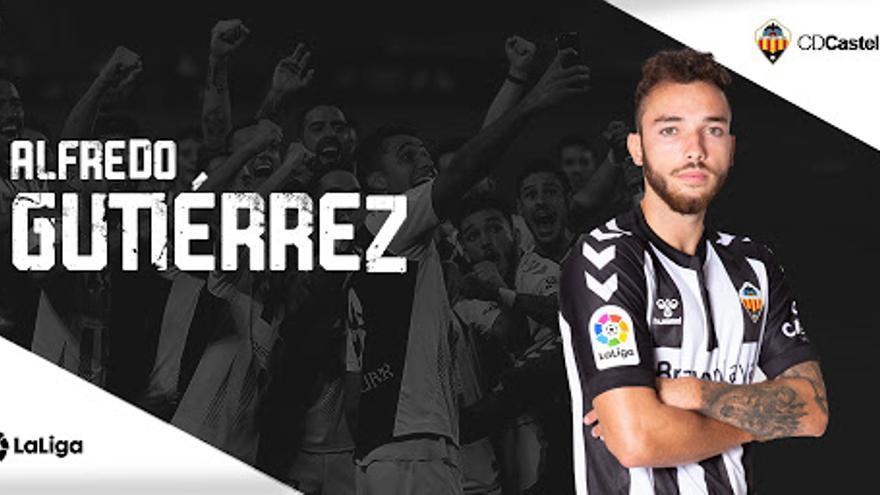 Alfredo Gutiérrez causa baja en el Castellón y ficha por el Teruel