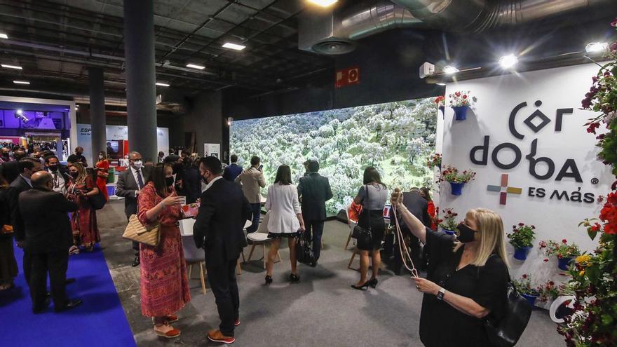 """El gobierno local califica de """"completo éxito"""" el estand propio de Córdoba en Fitur"""