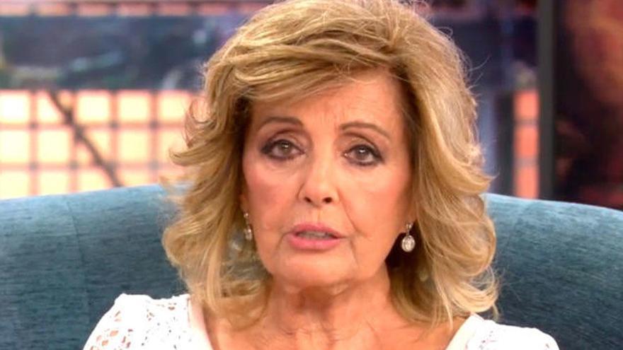 """Bigote Arrocet acusa de mentirosa a María Teresa Campos con un humillante comentario: """"Como me dio pena volví con ella"""""""