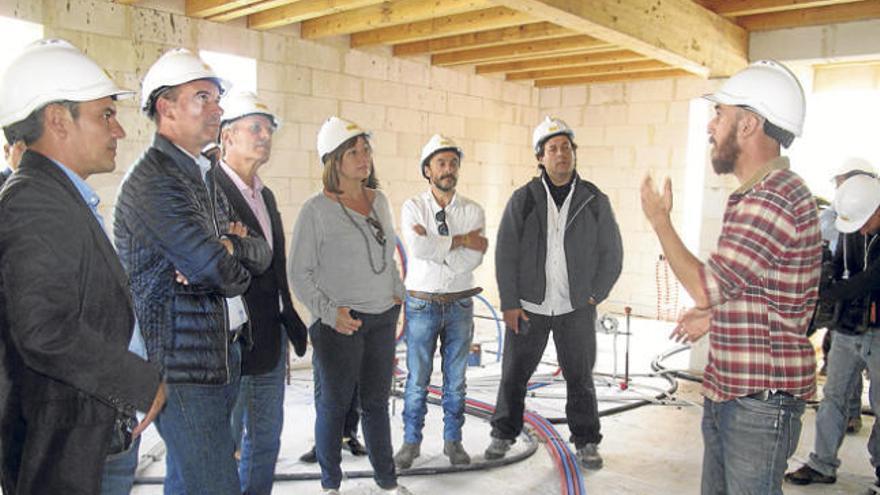 El Govern concede una ayuda de 226.000€ para las VPO de Sant Ferran