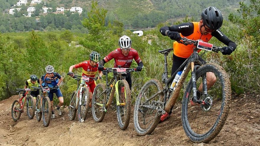 La Vuelta a Ibiza en Mountain Bike abre inscripciones el 18 de diciembre