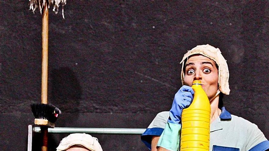 La Mostra de Pallasssos de Xirivella convida a riure