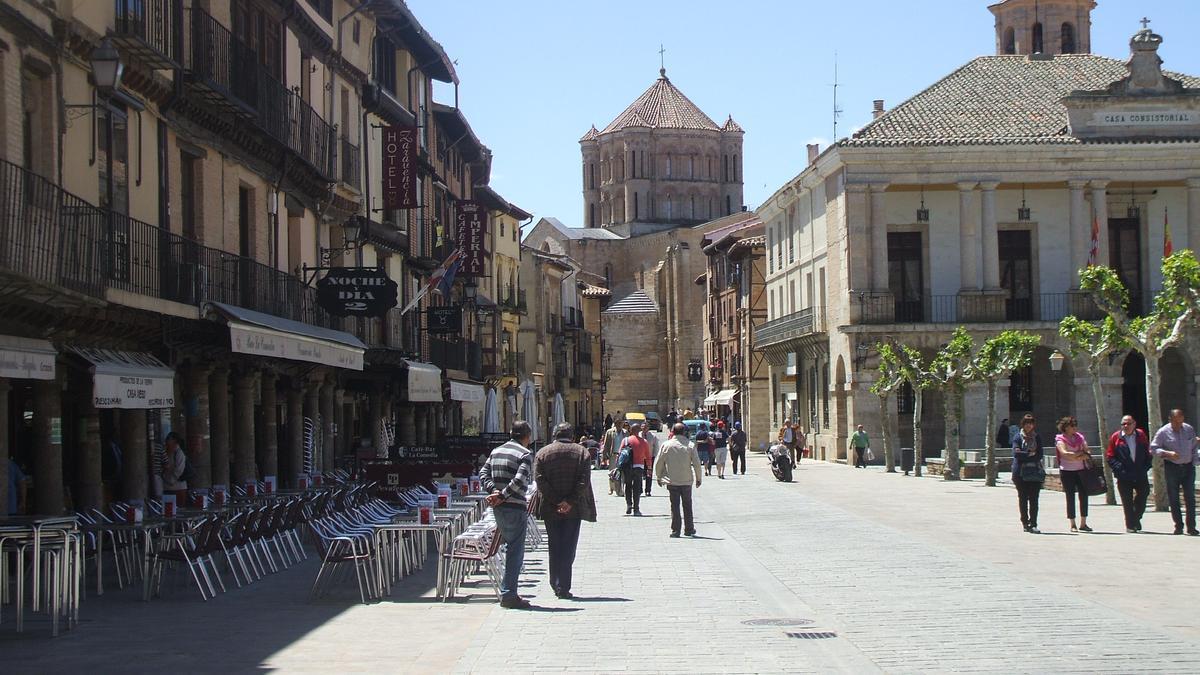 Plaza Mayor de Toro