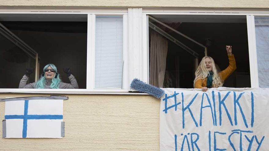 El coronavirus llega a Finlandia y aísla Helsinki