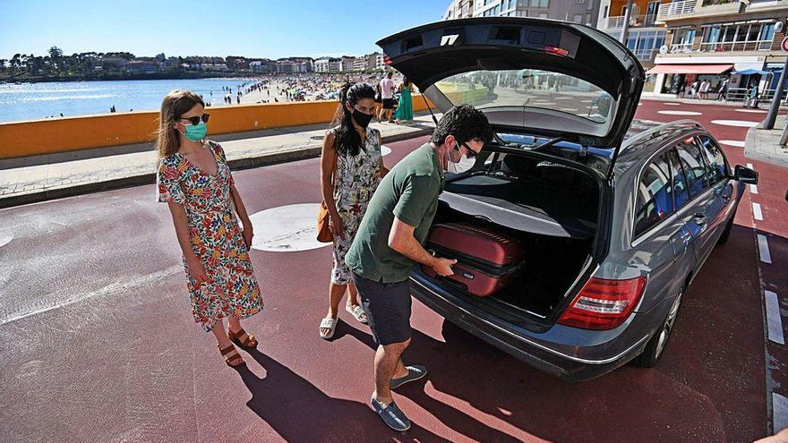 Sanxenxo se alza al puesto 10 de los destinos turísticos de España pese a una caída del 40%