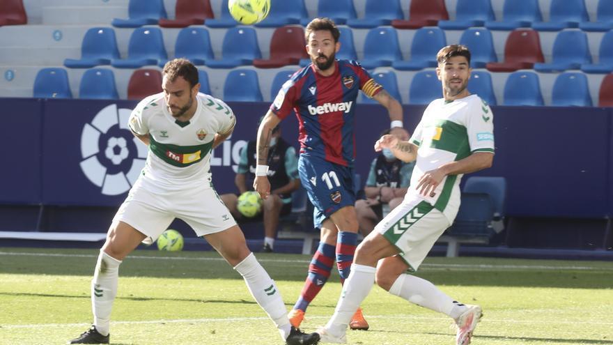 El Elche mejora sus registros defensivos de sus últimas temporadas en Primera