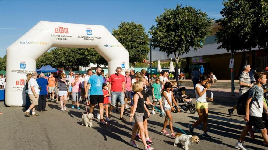 Mit den Rotariern von Calvià für eine gute Sache laufen