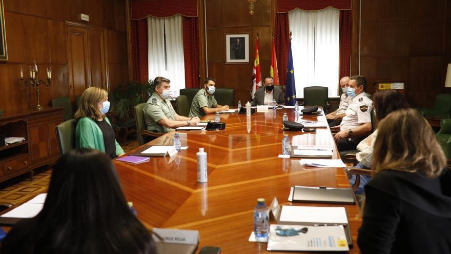 La Policía investiga una posible red de explotación sexual de indigentes extranjeros en Zamora