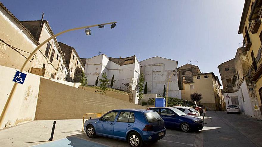 Ontinyent licita la redacción del proyecto de 12 viviendas en la Vila