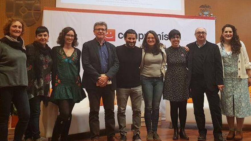 Marzà promete comedor gratis para todos los alumnos la próxima legislatura