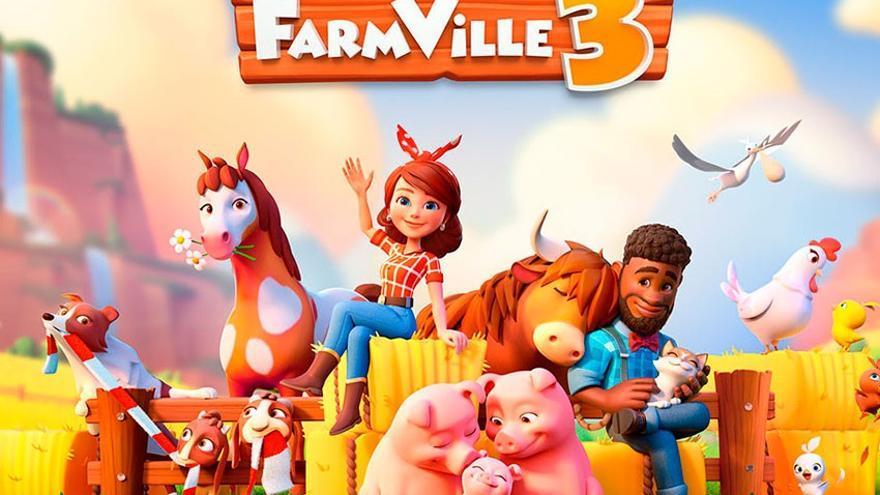 'FarmVille 3' anuncia fecha de lanzamiento y apertura de registro