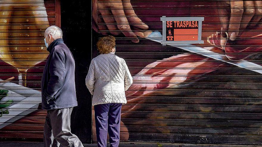 Hohe Abschläge bei Ladenmieten auf Mallorca