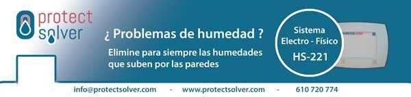 Protectsolver - Elimina la humedad por capilaridad