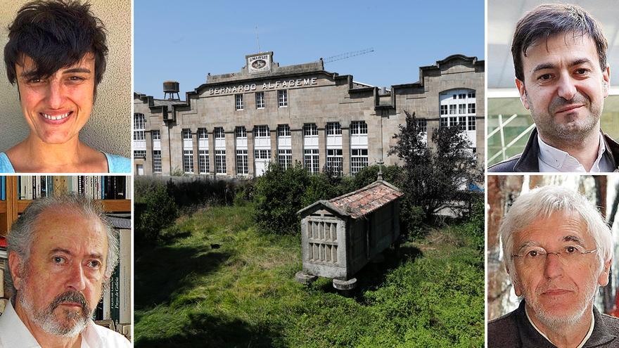 Arquitectos piden ampliar la recuperación de Alfageme a más edificios industriales