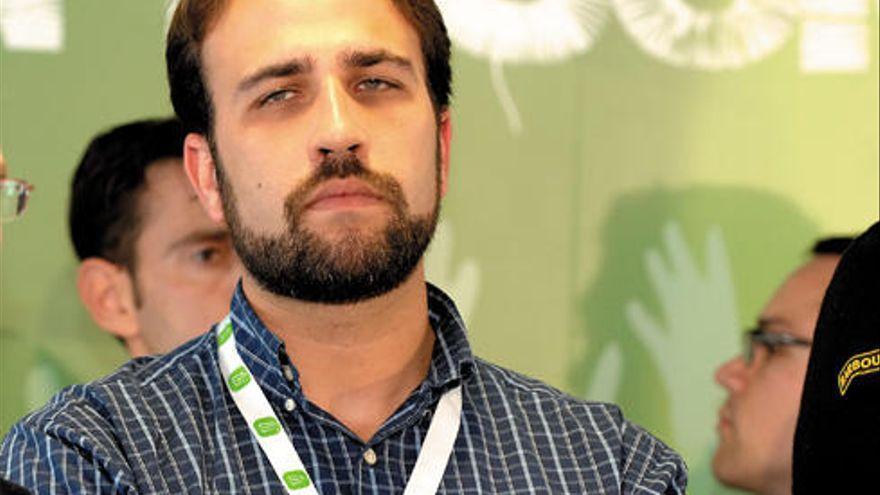 Fallece Sergio Falcón, expresidente de Nuevas Generaciones del PP de Canarias