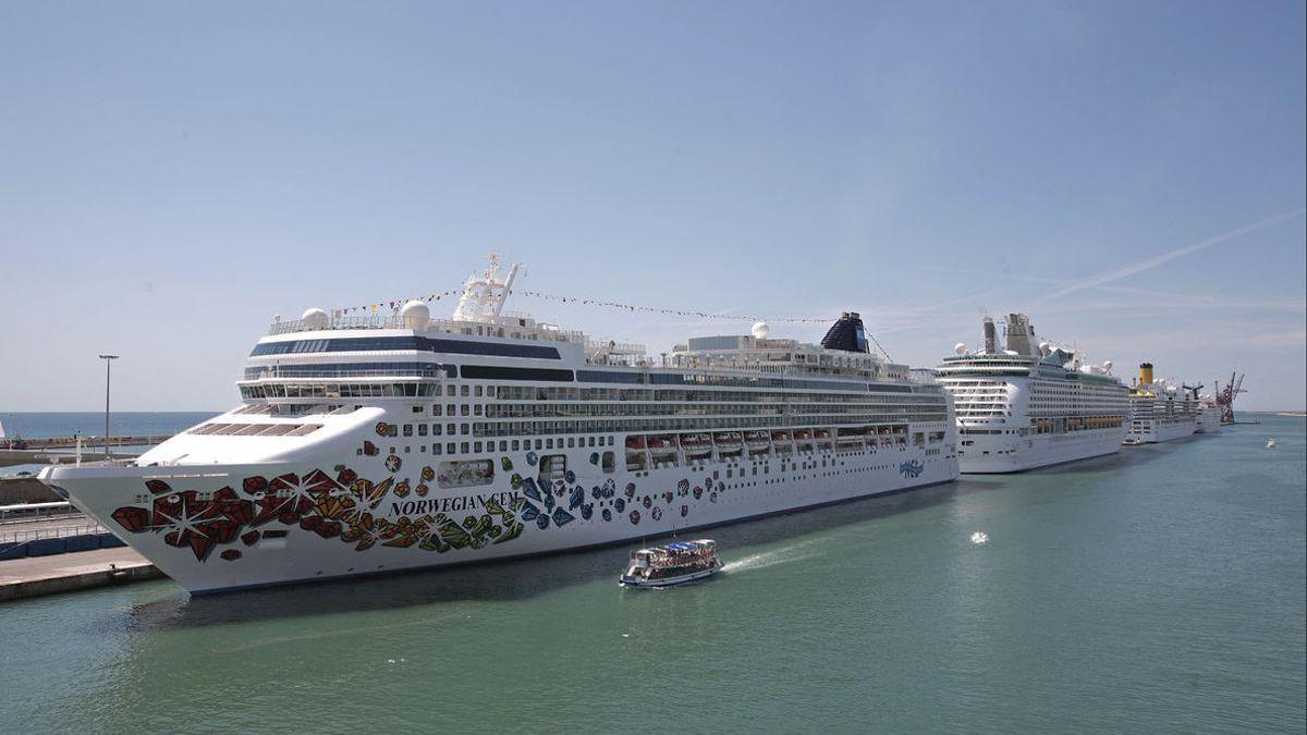La industria de cruceros perdió en España 2.400 millones y 20.000 empleos