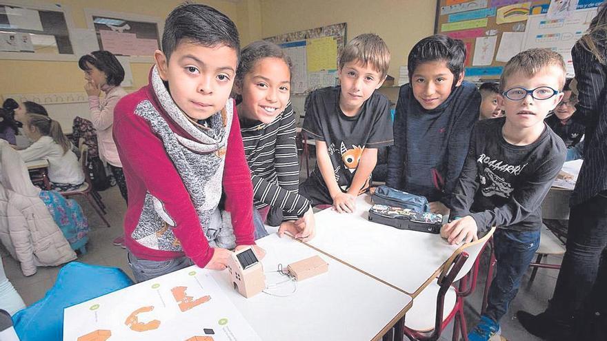 Un programa gratuito para ahorrar energía en las aulas